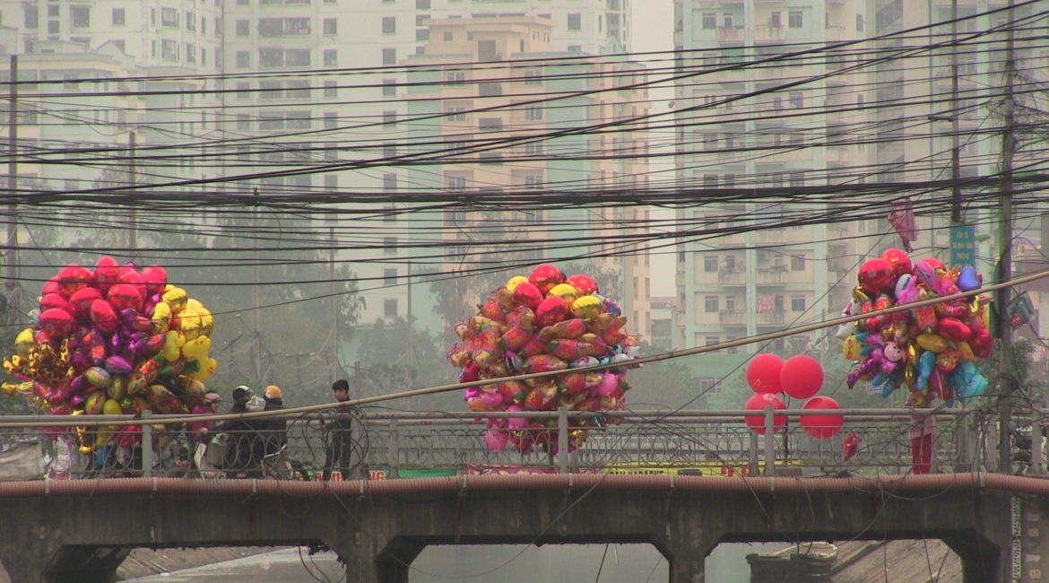 A Peregrine Dame Deleted Scene: Pho & Coffee in Ha Noi
