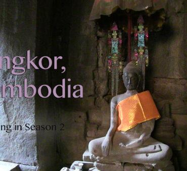 Angkor, Cambodia, Coming in Season 2